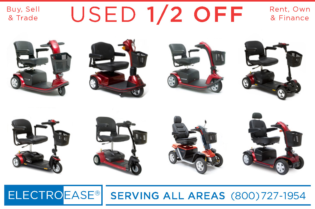 San Diego used electric scooters cheap mobility scooter discount 3 and 4 wheel mobility inexpensive three and four wheeled scooters handicap senior elderly price
