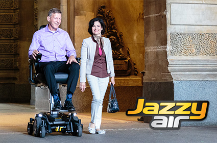 pride jazzy air San Francisco CA. dealer outlet electric wheelchairs
