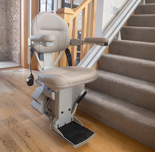 Top Of The Line Bruno Elite Sre2010 Straight Stair Lift