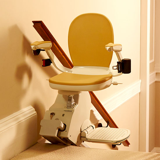 Acorn 130 Stairlift for straight stairways