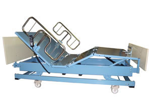 HEAVY DUTY extra wide large obese hospital bed