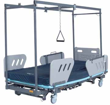 1000 lb pound capacity bariatric heavy duty extra large wide are burkebariatric triflex in Phoenix az hospital Bed