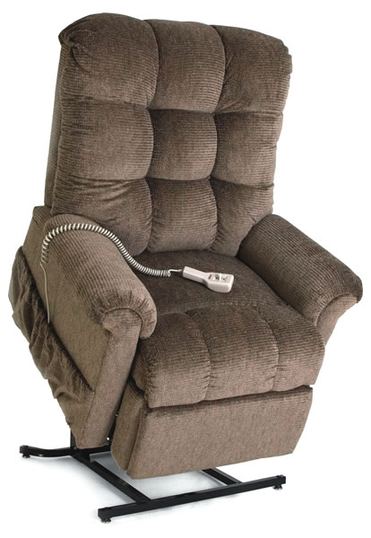 ?Unique chaise pad design cradles your lower body in comfort  sc 1 th 270 & anaheim Golden Cloud Lift Chair affordable pride mobility lift ... islam-shia.org