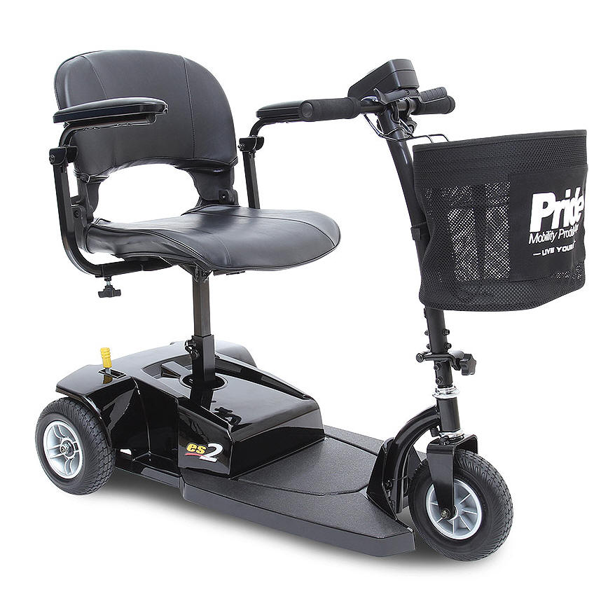 electropedic pride mobility go-go three wheel elderly motorized electric scooter phoenix az