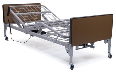 San Jose Electric Hospital Bed