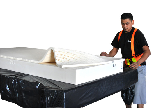 Factory Direct Talalay Manufacturing Latex Natural Organic Adjustable Beds