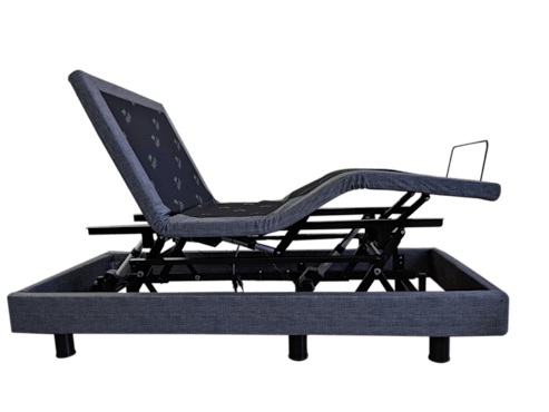 I-adjust 3 motor fully electric high low bariatric hospital bed