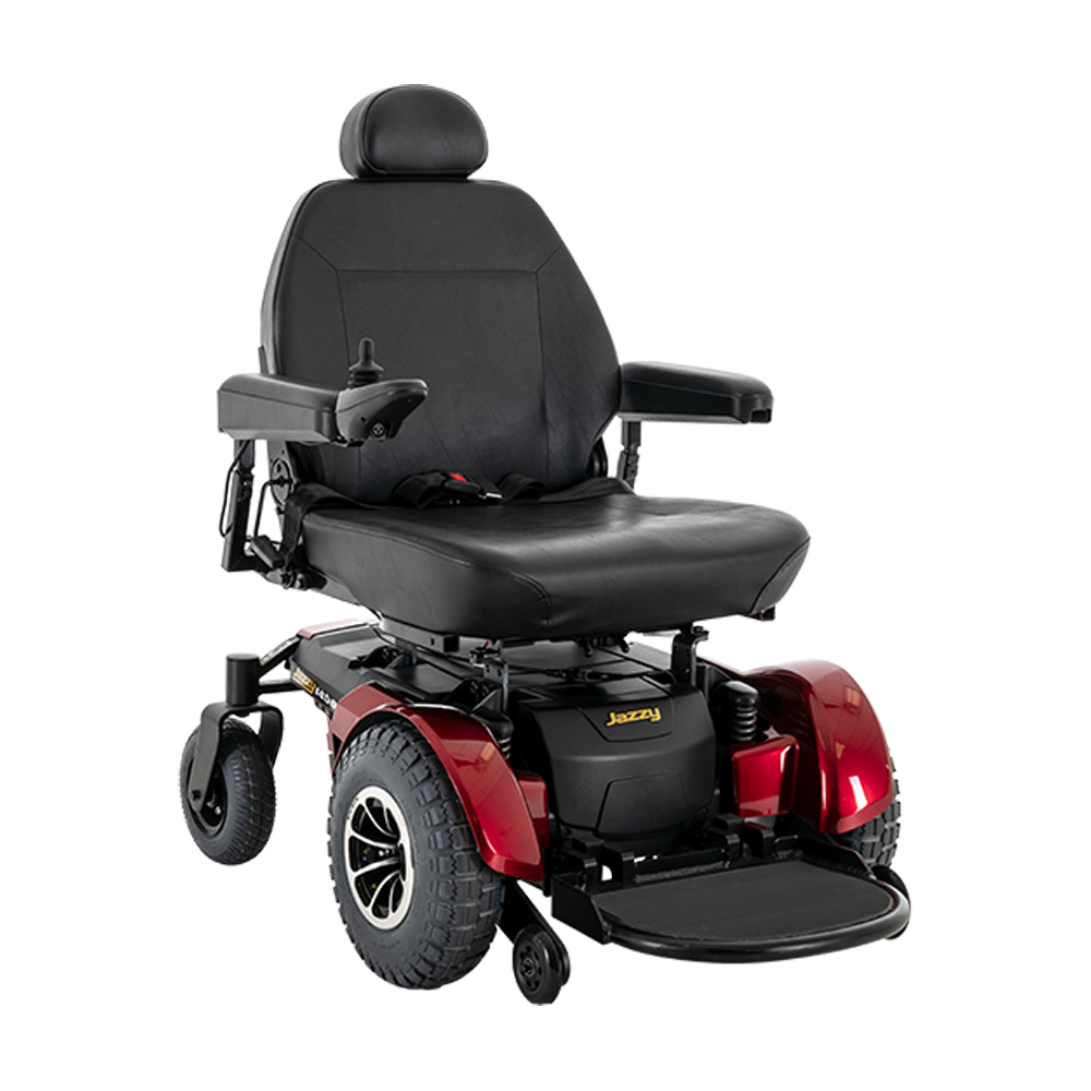 Jazzy 1450 City Power Chair Store electric motorized battery powered