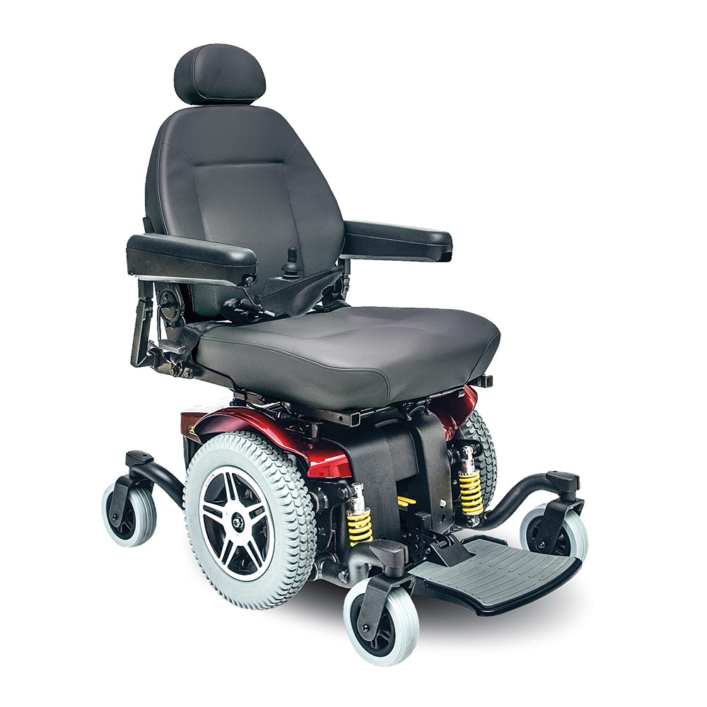 Sale Price Jazzy 614 HD heavy duty weight capacity City electric wheelchair