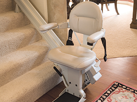 Electropedic BRUNO.COM SAN DIEGO CHAIR STAIRWAY CURVED STAIRLIFT