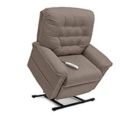 Anaheim Pride LC 358 Affordable Pride Mobility Lift Chair Recliner Seat Liftc