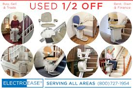 USED stairchair stairway staircase oakland sale price cost acorn harmar bruno handicare stairlift