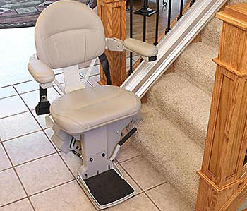 RIVERSIDE cal stairlifts stairway staircase chair stairlift