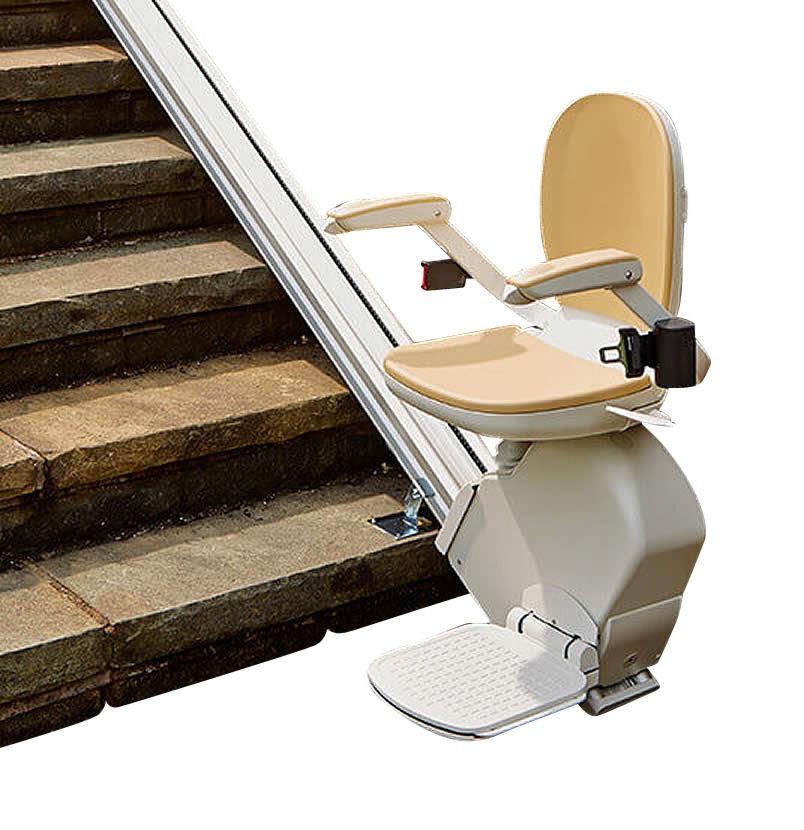 Anaheim used stairlift affordable stairway staircase chair lift