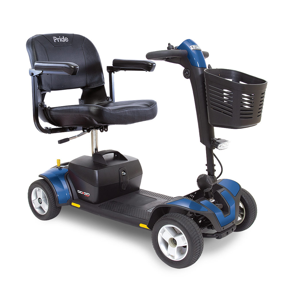 phoenix mobility scooter electric 3 & 4 wheel senior cart