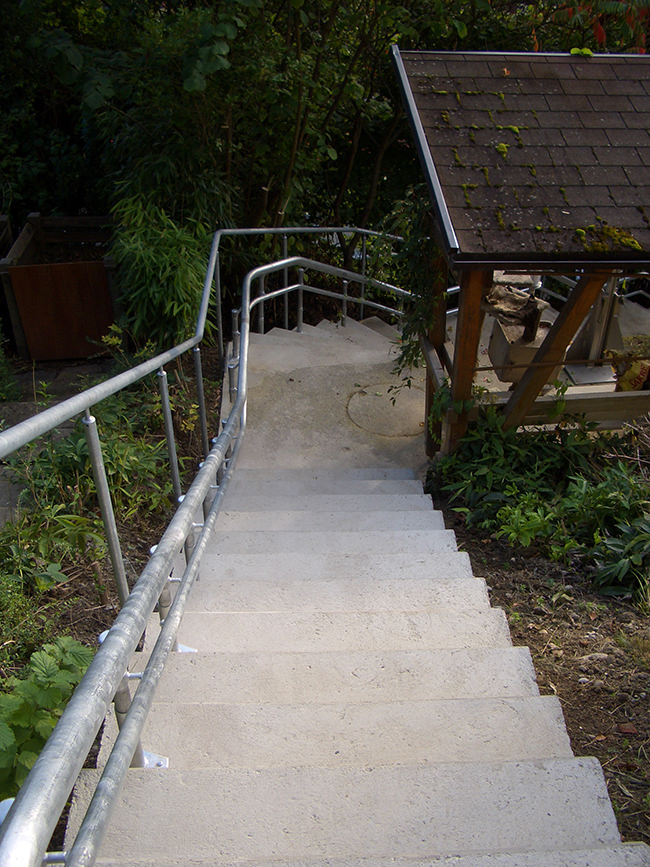 Los angeles hawle Stairlift for outdoor stairs