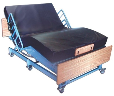 los angeles bariatric heavy duty extra wide large bed