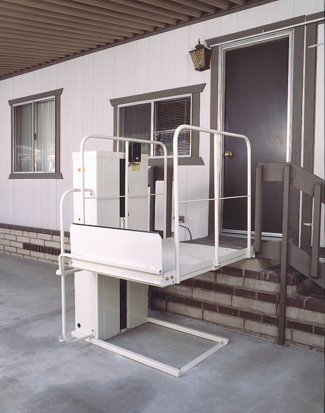 rancho santa margarita stair porch lift are mobile home friendly