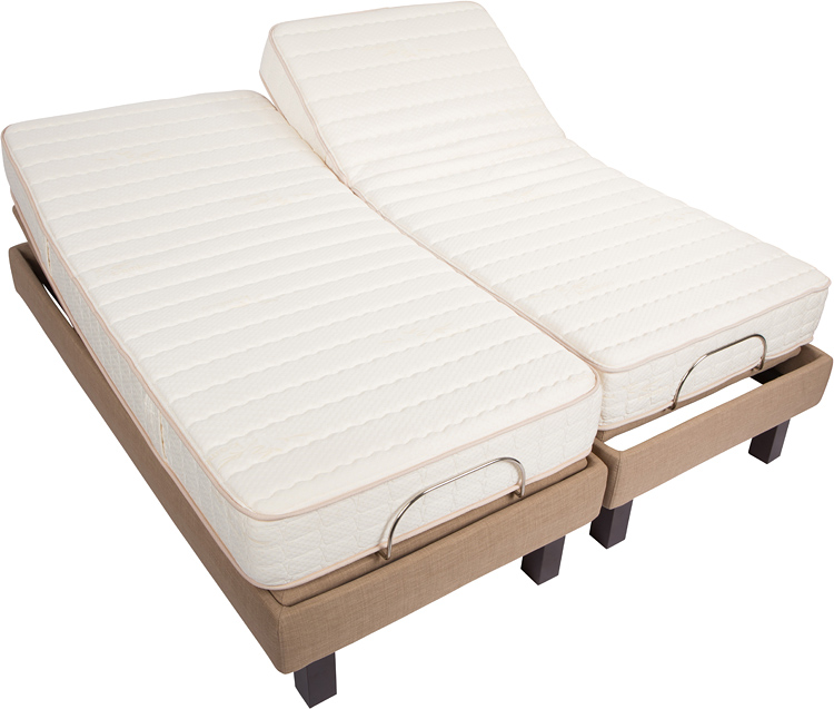 sale price Los Angeles CA Santa Ana Costa Mesa Long Beach  pocketed coil innerspring adjustable bed mattress orthopedic firm