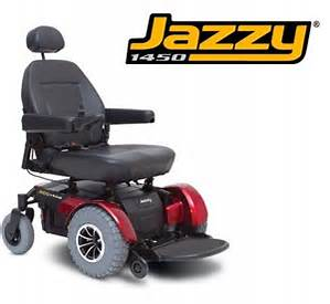 pride jazzy city electric wheelchair