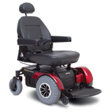 Select 1450 Pride Jazzy Electric Wheelchair Powerchair Los Angeles CA Santa Ana Costa Mesa Long Beach . Motorized Battery Powered Senior Elderly Mobility