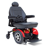 select elite 14 Pride Jazzy Electric Wheelchair Powerchair Los Angeles CA Santa Ana Costa Mesa Long Beach . Motorized Battery Powered Senior Elderly Mobility