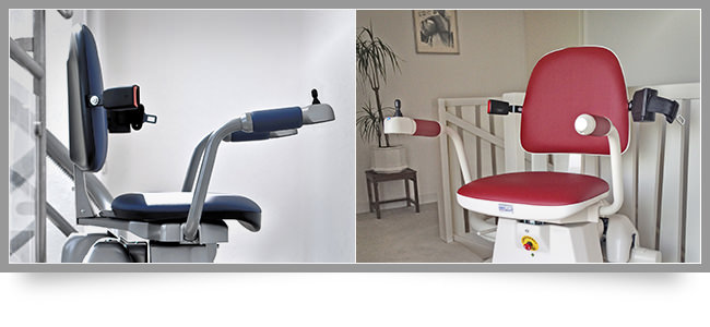 HAWLE Stairlifts Los Angeles Hawle Stair Lift Dealer Outdoor Indoor Single/Double Rail StairLifts