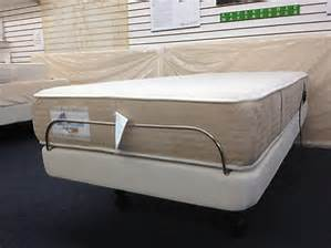 Twin size High Profile Adjustable Bed Latex Mattress Twinsize